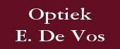 Logo Optiek E. De Vos