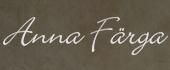 Logo Anna Färga Interieurstyling