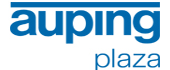 Logo Auping Plaza Antwerpen