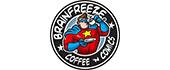 Logo Brainfreeze Coffee & Comics