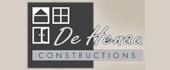 Logo De Henau Constructions bvba