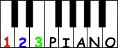 Logo 123 Piano