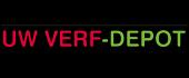 Logo Uw verf depot
