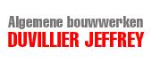 Logo Bouwonderneming Duvillier Jeffrey