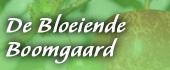 Logo Bloemenwinkel De Bloeiende Boomgaard