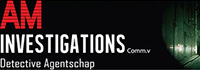 Logo AM-Investigations Detective Agentschap
