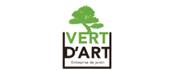 Logo Vert D'Art