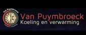 Logo Van Puymbroeck Hvac