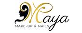 Logo Maya Make-up & Nails