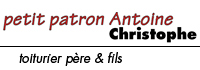 Logo Petit Patron Antoine Père et Fils