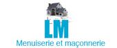 Logo L.M. Menuiserie et Maçonnerie