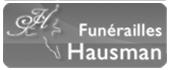 Logo Hausman (Succ. Radermecker Fr & Fils)