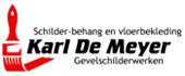 Logo schilderwerken Karl De Meyer