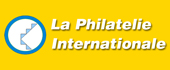 Logo La Philatelie Internationale