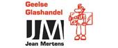 Logo Geelse Glashandel (Jean Mertens)