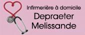 Logo Depraeter Melissande