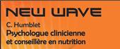 Logo Caroline Humblet Psychologue - Nutritionniste