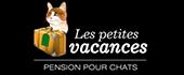 Logo Les Petites Vacances-Pension pour Chats