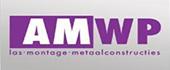 Logo A.M.W.P Construct Internationaal