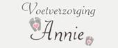 Logo Voetverzorging Annie