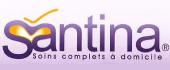 Logo Santina