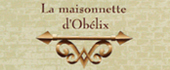 Logo La Maisonnette d'Obélix