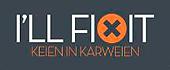 Logo I'LL FIXIT Klusbedrijf