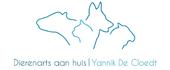 Logo Dierenarts aan huis Yannik De Cloedt