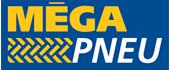 Logo Mega Pneus