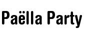 Logo Paëlla Party-Madame Marianne Dortu