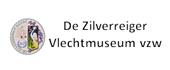Logo De Zilverreiger-VlechtMuseum van Klein-Brabant
