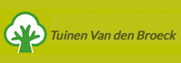Logo tuinen Van Den Broeck