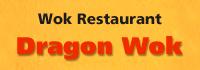 Logo Dragon Wok