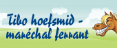 Logo TIBO hoefsmid - maréchal ferrant