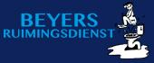 Logo Beyers ruimingsdienst BVBA