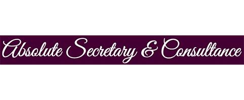Logo Absolute Secretary & Consultance