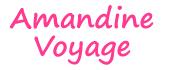 Logo Amandine Voyage