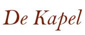 Logo De Kapel