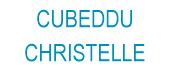 Logo Cubeddu Christelle
