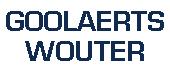 Logo Goolaerts Wouter