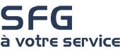 Logo S F G à votre service