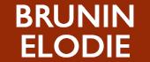 Logo Brunin Elodie