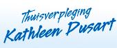 Logo Thuisverpleging Kathleen Dusart Geetbets Verpleegkundigen - Particulier