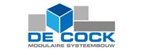 Logo De Cock Modulaire Systeembouw