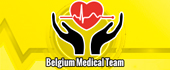 Logo Belgium Médical Team