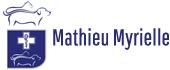 Logo CABINET VETERINAIRE MERCURE - Dr. Myrielle Mathieu