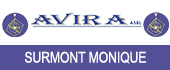 Logo Surmont Monique - AVIRA Service