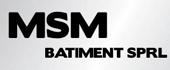 Logo MSM Batiment