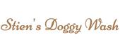 Logo Stien's Doggy Wash