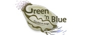 Logo Green 'n Blue garden & design